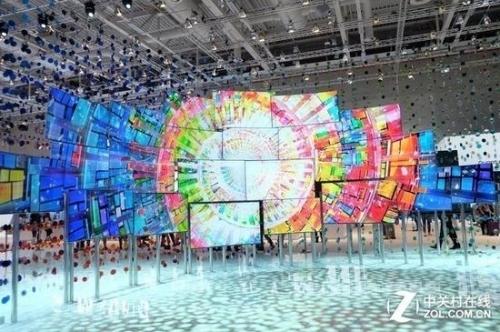 在新型显示技术不断涌现的环境下,电视产业即将迎来翻天覆地的改变