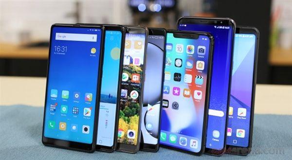 全面屏统治智能手机市场,但消费热情却被消耗殆尽