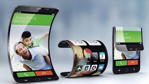 三星明年或推出可折叠智能手机,苹果LG也在研发