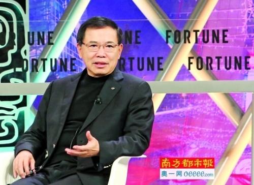 TCL李东生:自动化是必然趋势 但不会大面积裁员