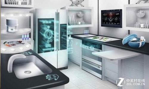 智能厨电市场应运而生