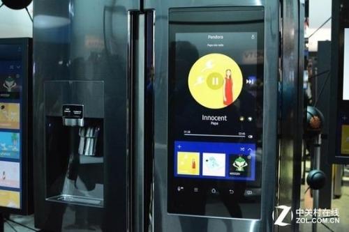 现在的智能冰箱与几年前几乎没有进步