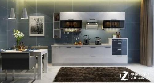 我们拭目以待未来智能厨电的发展