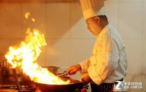 中餐相对繁杂的工艺催生了中国智能厨电行业