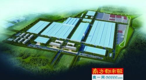 广州12英寸芯片项目2019年投产,投资约70亿元