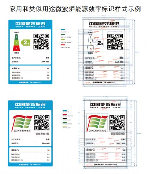 新版电饭锅微波炉能效标识实施细则6月施行