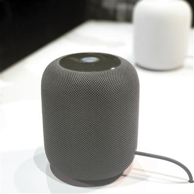 苹果HomePod音箱
