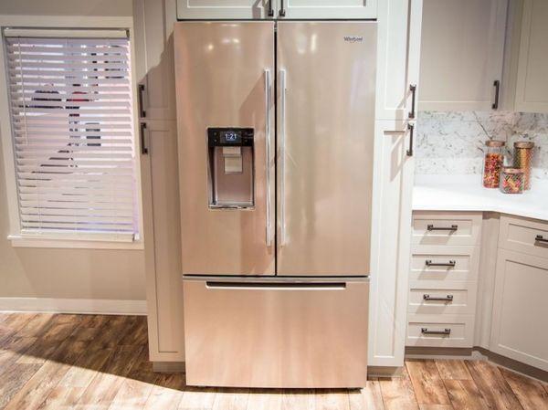 惠而浦推出更聪明的互联网冰箱 售价4400美元