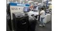 韩国三星在美国首个洗衣机工厂即将开工