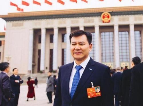 张近东代表建议构筑电商精准扶贫长效机制
