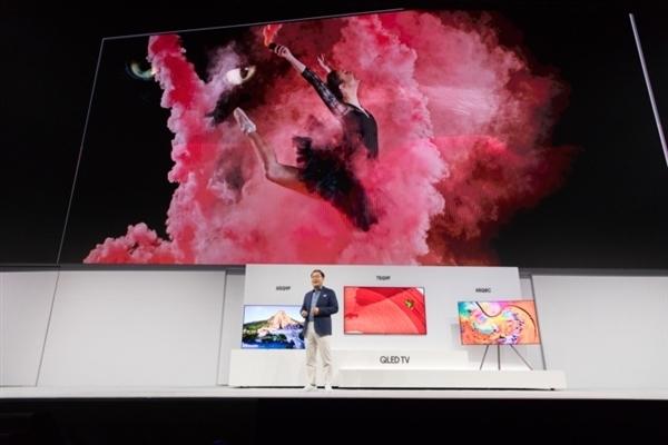 三星新显示技术电视预计8月发售 日韩纷纷布局