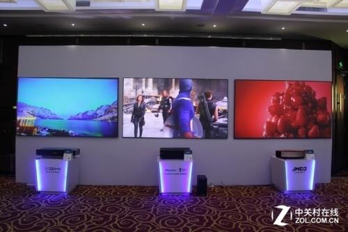 激光电视的屏幕尺寸优势明显 进入市场角逐的品牌很多