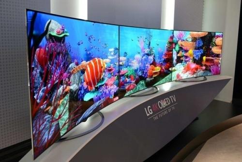 OLED显示技术目前已经抢占市场先机