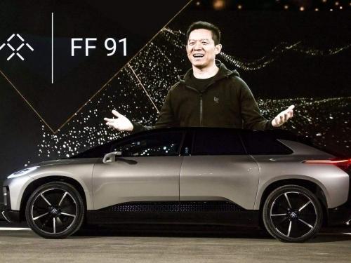 恒大新布局,许家印真看上了贾跃亭的电动汽车?