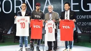 TCL冰洗携手内马尔 智慧健康加速全球化布局