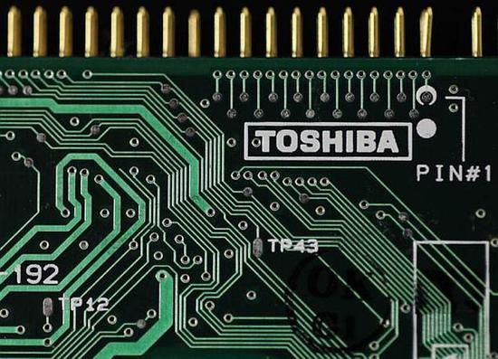 东芝芯片业务出售通过中国反垄断审查