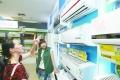 空调市场呈稳步上升趋势 苏宁今夏卖出百万台