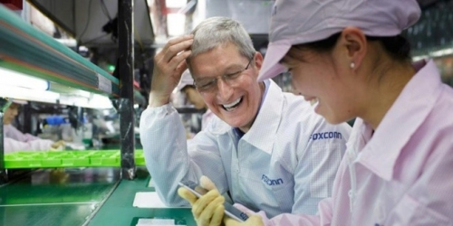 日媒:富士康美国工厂或为iPhone/Mac生产小型面板