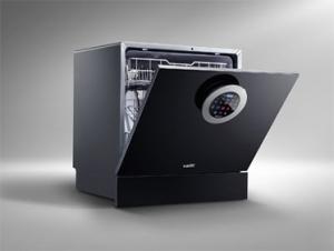 钱柜娱乐开户让生活更有爱 华帝XWMJ-40GB02洗碗机品质生活