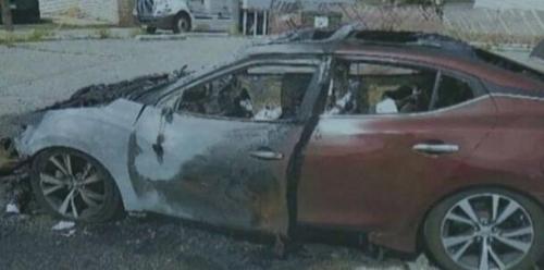 三星手机又火了, 这次竟然烧毁整辆车