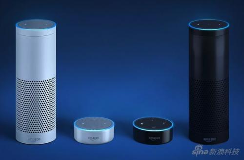 亚马逊的Echo智能音箱
