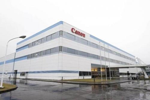 日本蒸镀机厂商Canon TOKKI