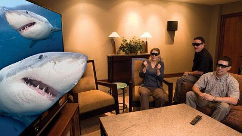 3D电视试验频道7月29停播 4K8K成未来主流