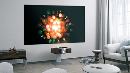 激光电视前景究竟如何,彩电巨头们怎么看?