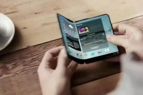 图丨可折叠式手机