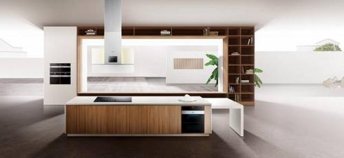 中岛式油烟机发售 方太打造厨房为焦点互动中心