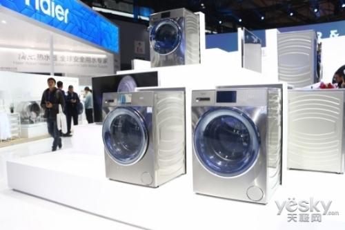 """升级换代已成主旋律 洗衣机企业抢占""""高端""""市场"""