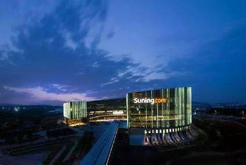 2018年苏宁领跑全渠道家电销售 占比达22%