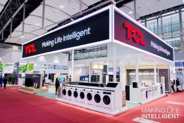 2019年TCL冰洗机加速国际化落地