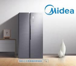 美的微晶冰箱国美618首发:开启智能保鲜时代