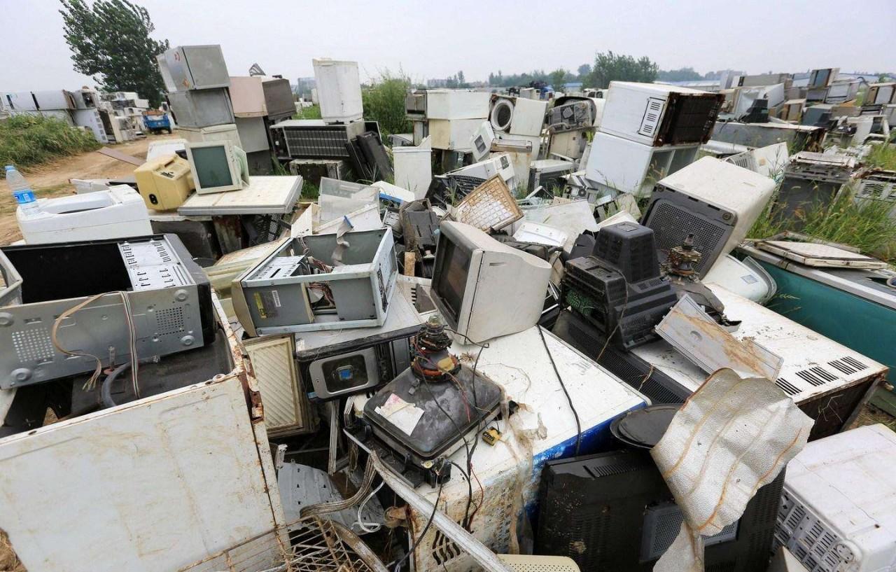 垃圾分类如火如荼 电子垃圾早已是世界性难题