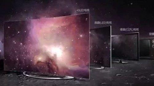 """叠屏电视为何成为了向OLED电视""""致敬作品""""?"""