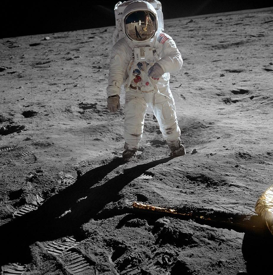 登月50周年 致敬人类永不停歇的脚步