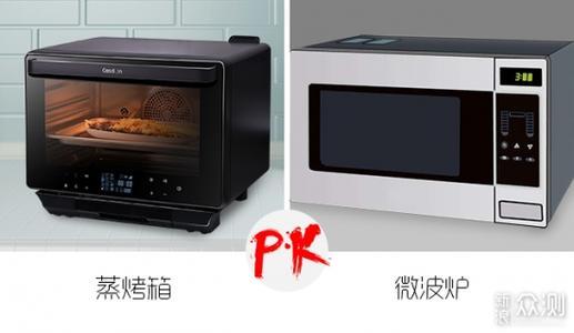 蒸烤箱和微波炉有什么区别,哪个更实用?