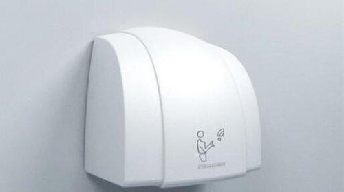 干手器安全吗?洗完手用烘干机反而更脏