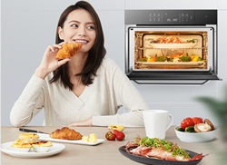 一款开机就能满足中国家庭的老板蒸烤一体机C973X