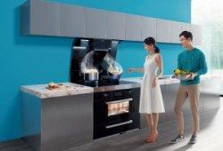 集成油烟机三度获奖 老板致力打造集成厨房生态