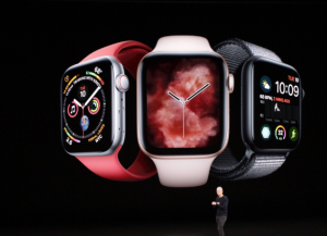 蘋果發布新Apple Watch: 售價399美元起