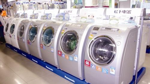 市场饱和 洗衣机市场2019年增长趋于平稳