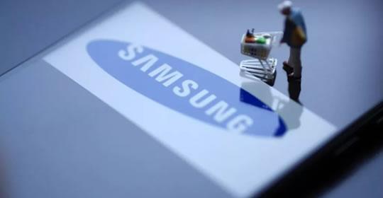 三星手机重返中国失利: 中国市场份额仍1%