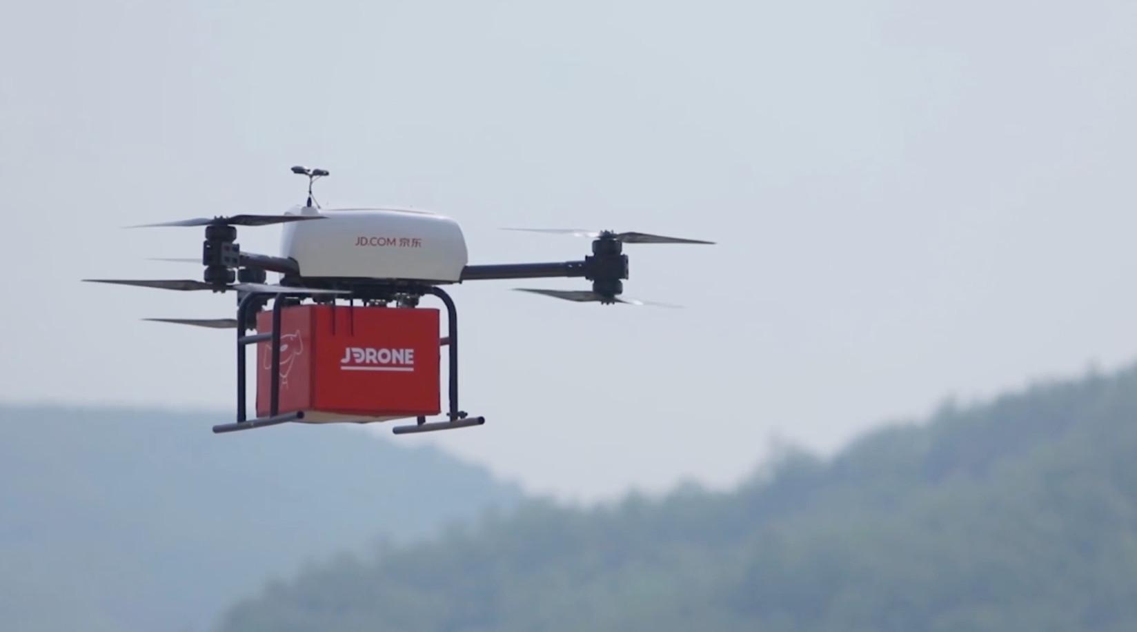 无人机满天飞之前 它们还需学会遵守交通规则