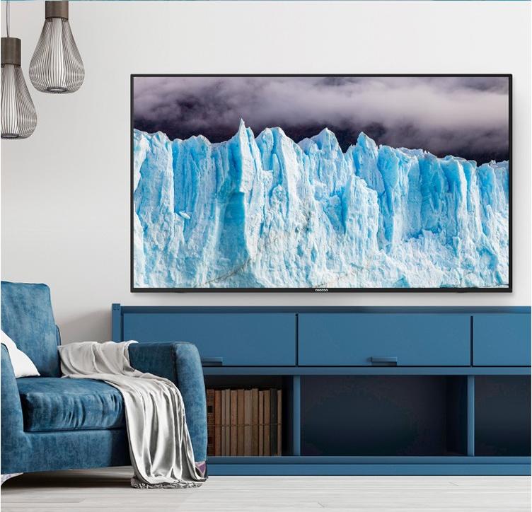 酷开K60搭载了4K HDR解码技术,通过829万像素点显像,让亮处更亮、暗处更暗,进一步提升了电视画面的对比度。