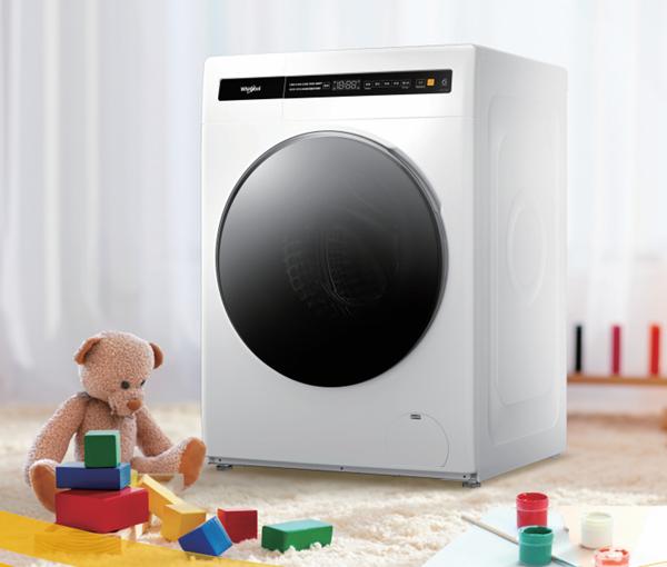 惠而浦易净系列洗衣机全新上市