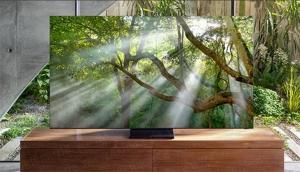 三星8K QLED电视支持AV1硬件解码器和WiFi6