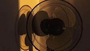 五月多地温度突破30度 三千元电风扇你买吗?