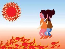 炎炎暑退需空调 苏宁神速安装24小时上墙